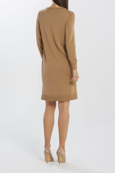 ?ATY GANT D1. MERINO WOOL DRESS