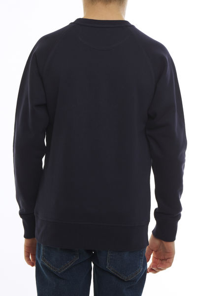 MIKINA GANT TB SUMMER LOGO C-NECK SWEAT