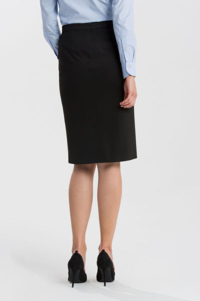 SUKN? GANT G2.TAILORED JERSEY SKIRT
