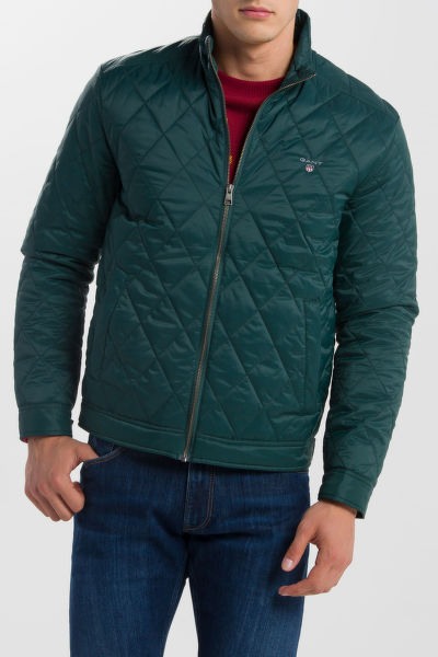 BUNDA GANT O1. THE QUILTED WINDCHEATER