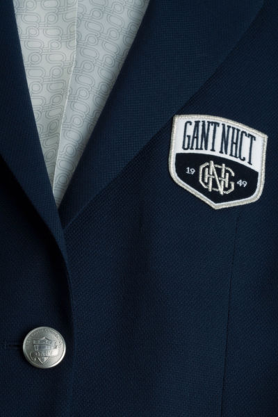 Sako GANT O2. CLUB BLAZER W BADGE