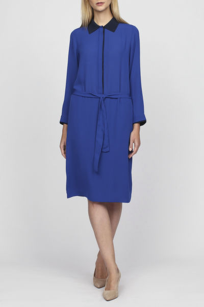 Šaty GANT G2. POP OVER SHIRT DRESS