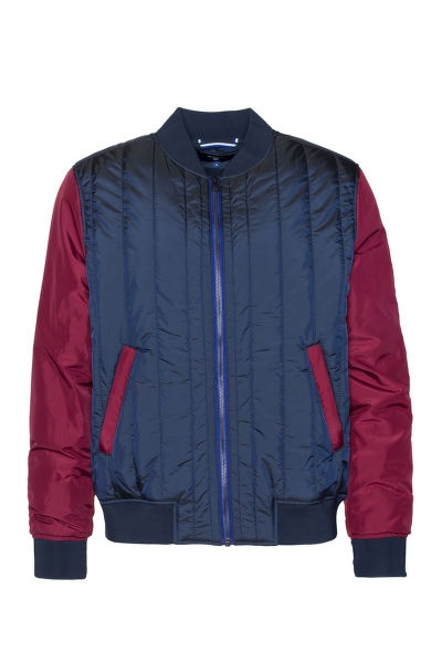 BUNDA GANT O1. THE HYBRID LETTERMAN