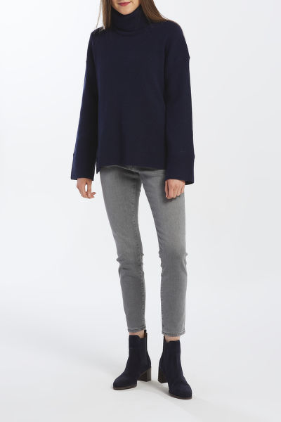 SVETR GANT D2. SOFT WOOL TURTLENECK