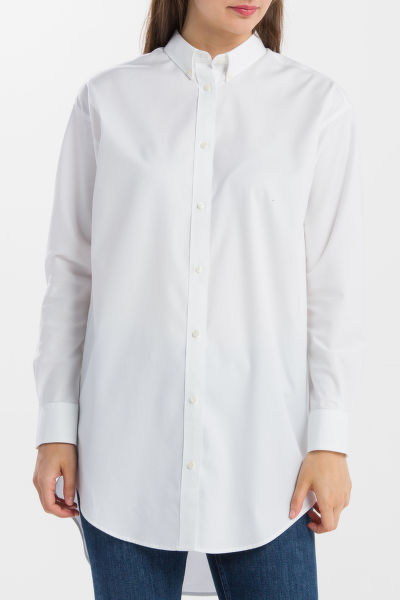 KOŠILE GANT O2. PINPOINT OXFORD LONG SHIRT