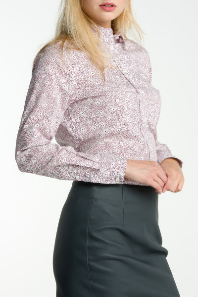 Košile GANT STRETCH BROADCLOTH PEONIE SHIRT