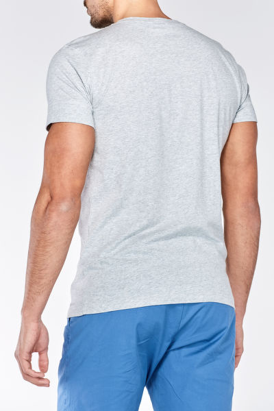 Tri?ko HENLEY SHORT SLEEVED T-SHIRT