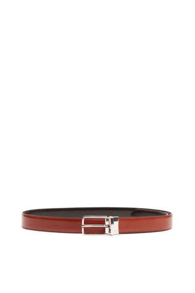 Opasek GANT G1. REVERSIBLE SUIT BELT