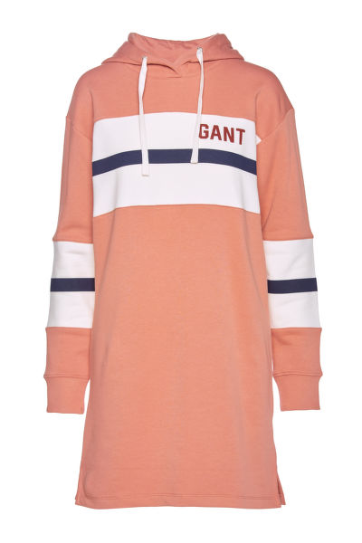 ŠATY GANT D1.GRAPHIC BLOCK STRIPE DRESS