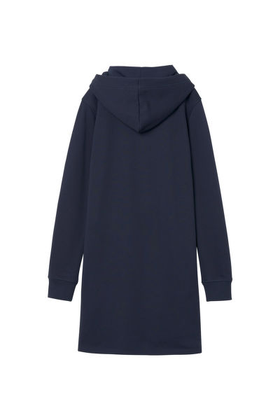 ŠATY GANT TG. GANT 1949 SWEAT HOODIE DRESS