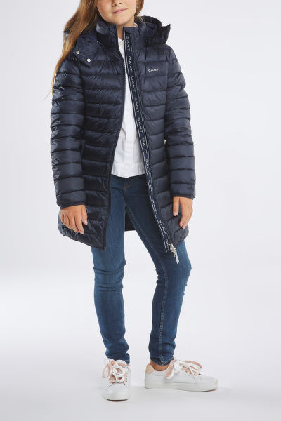 BUNDA GANT D1. LONG PUFFER JACKET