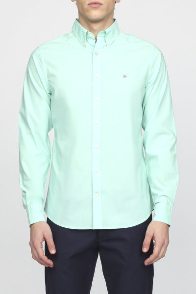 Košile GANT THE BROADCLOTH SLIM BD