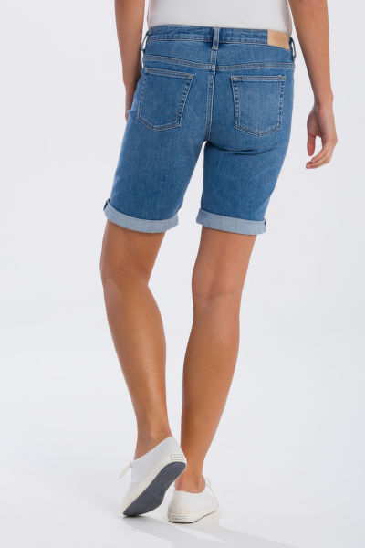 ŠORTKY GANT O1. BLUE DENIM SHORTS