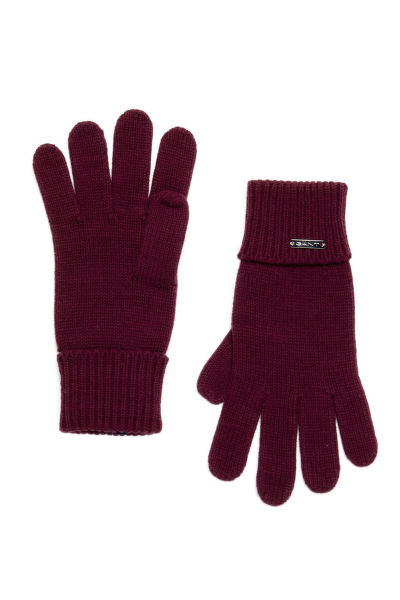 Rukavice GANT O1.COTTON BLEND GLOVES