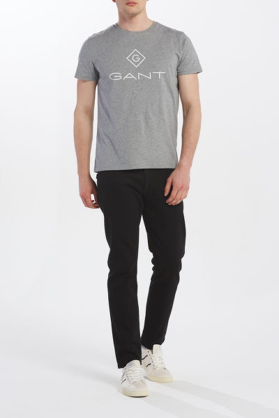 TRI?KO D1. GANT LOCK - UP SS T - SHIRT