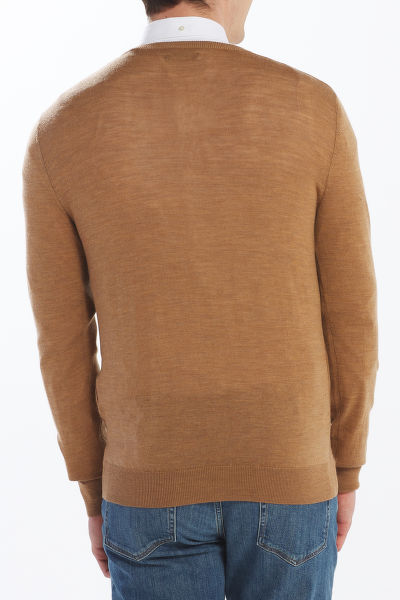 SVETR GANT D1. WASHABLE MERINO C-NECK