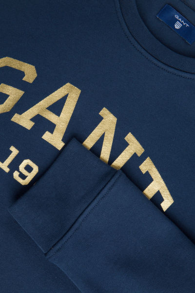 MIKINA GANT O2. GIFT GIVING LOGO SWEAT