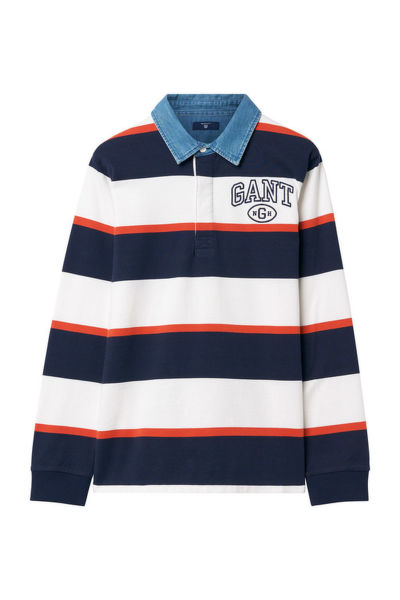 POLOKOŠILE TB. COLLEGIATE STRIPED HR