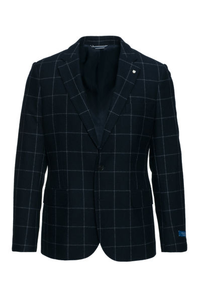 SAKO GANT O2. THE CHECK BLAZER T
