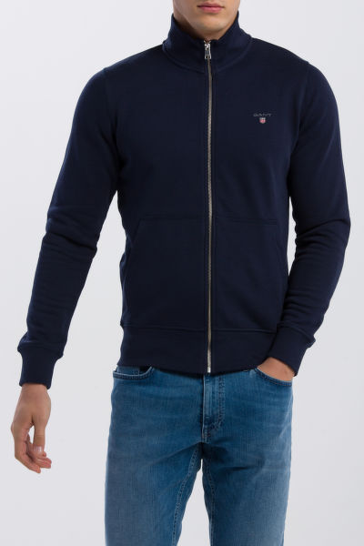 MIKINA GANT THE ORIGINAL FULL ZIP CARDIGAN