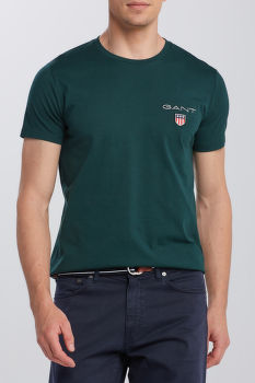 TRIČKO GANT D1. MEDIUM SHIELD SS T-SHIRT