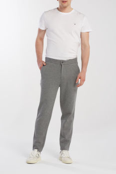 TEPLÁKY GANT D1. SACKER RIB LEISURE PANTS