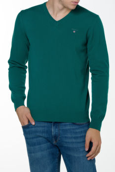 Svetr GANT O3. COLOR FRIDAY CASH BLEND V-NECK