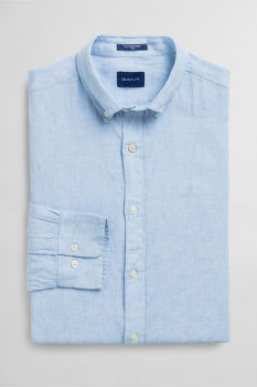 KOŠILE GANT THE LINEN SHIRT SLIM BD