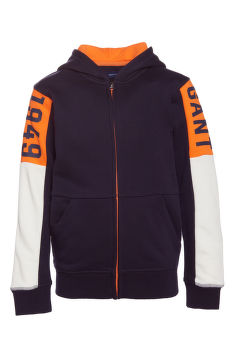 MIKINA GANT D1. COLOR HOODIE