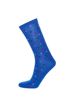 PONOŽKY GANT D1. 1-PACK MULTI COLOR DOT SOCKS