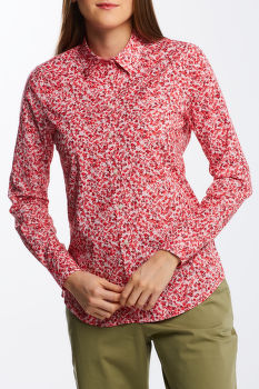 KOŠILE GANT D1. MICRO BOUQUET STRETCH BC SHIRT