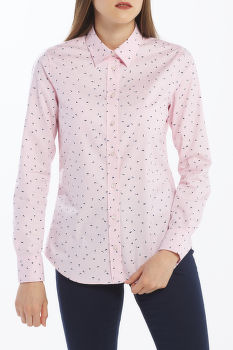 KOŠILE GANT D2. LURE PRINTED STRETCH OXF SHIRT