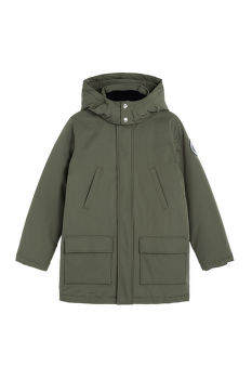 BUNDA GANT TU. THE GANT PARKA