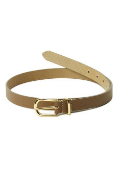 OPASEK GANT D1. SIGNATURE WEAVE LEATHER BELT