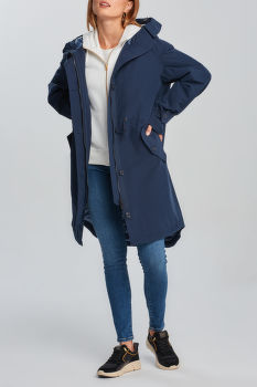 BUNDA GANT D1. WEEKEND OVERSIZED PARKA