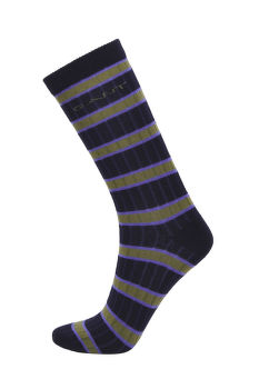 PONOŽKY GANT D1. STRIPED RIB SOCKS