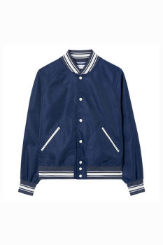 BUNDA GANTR2. THE VARSITY JACKET