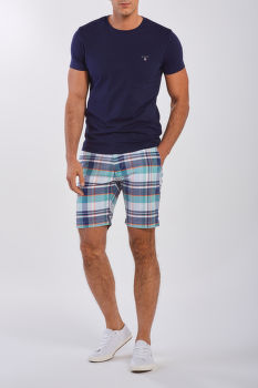 ŠORTKY GANT D2. REGULAR MADRAS SHORTS
