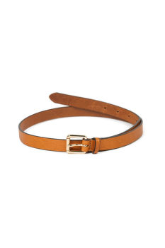 OPASEK GANT D1. SIGNATURE LEATHER WAIST BELT