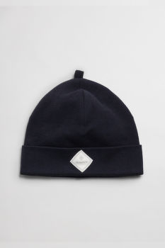 ČEPICE GANT D1. LOCK-UP ORGANIC COTTON BEANIE