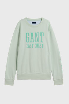 MIKINA GANT TB SUN FADED C-NECK SWEAT