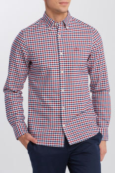 KOŠILE GANT THE OXFORD 2 COL GINGHAM SLIM BD