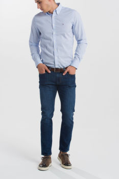 KOŠILE GANT THE BROADCLOTH BANKER SLIM BD