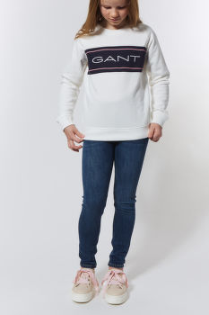 MIKINA GANT D1. GANT ARCHIVE SWEAT C-NECK