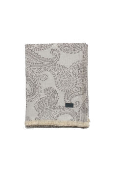PŘIKRÝVKA GANT SHADOW PAISLEY THROW