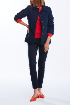 BUNDA GANT D1. QUILTED MID LENGTH JACKET