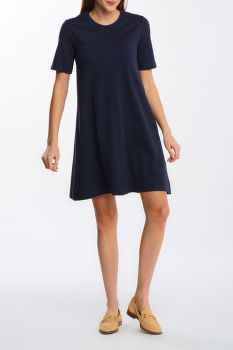 ŠATY GANT D1. A-LINE JERSEY DRESS