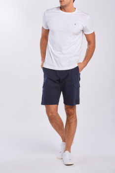 ŠORTKY GANT D1. RELAXED TWILL UTILITY SHORTS