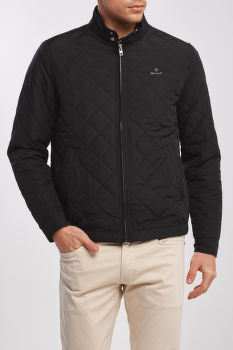 BUNDA GANT D1. THE QUILTED WINDCHEATER